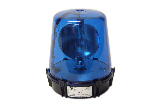 Tri Lite Mvlp Rotating Beacon Light On Lighting Specialties
