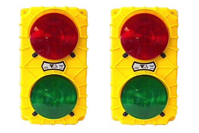 Item SG30B 115RG Tri Lite Signal Light Master Control