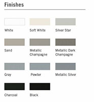 Light Corp Color Choices
