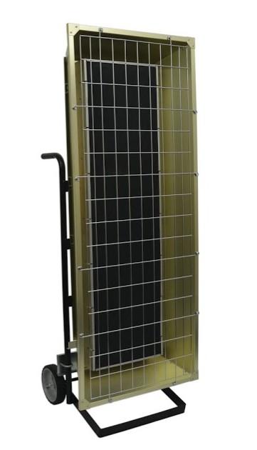 Item Fsp 9548 3 Fostoria Portable Flat Panel Emitter On